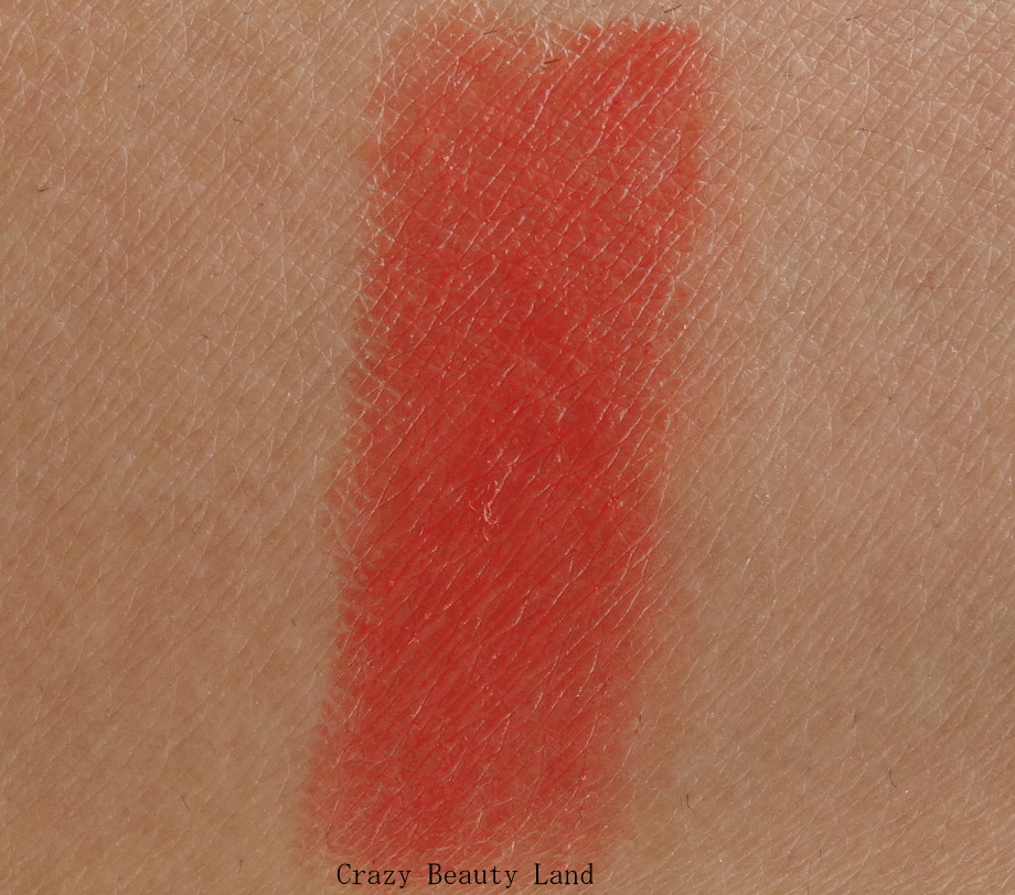 Revlon Colorburst Lacquer Balm Tease (130) Review Swatch LOTD