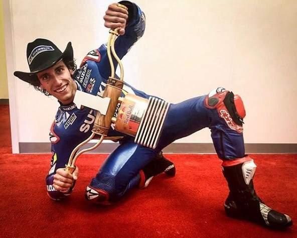 Alex RIns Juara MotoGP Amerika 2019