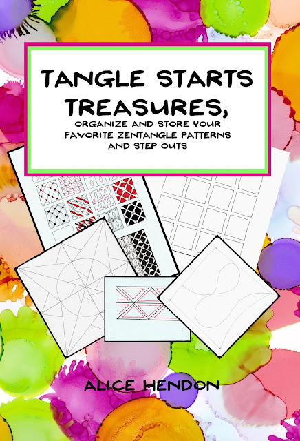 Alice Hendon, Tangle Starts Treasures, my newest book available on Amazon.com
