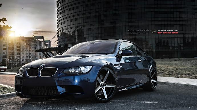 Wallpaper: BMW E92 M3 Car