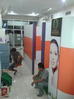 Sekat Partisi Kantor Praktek Ruang Dokter Bongkar Pasang - Sekat Partisi Semarang