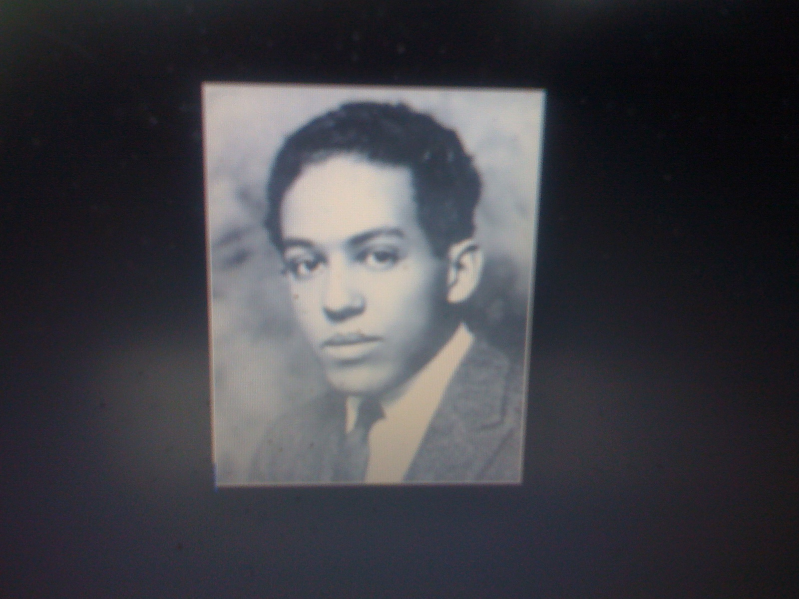 a brief overview of the james langston hughes an american poet Langston hughes is regarded as one of the most significant american authors of the twentieth century foremost a poet, he was the first african-american to earn a living solely from his writings after he became established.