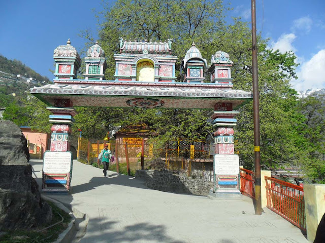 जोशीमठ से औली पैदल यात्रा
