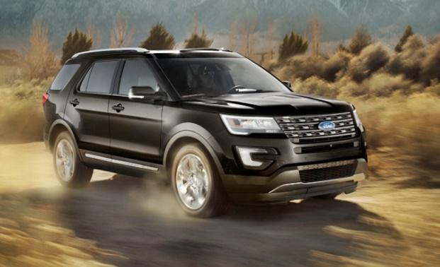 2018 Ford Explorer Platinum Edition Price in Pakistan