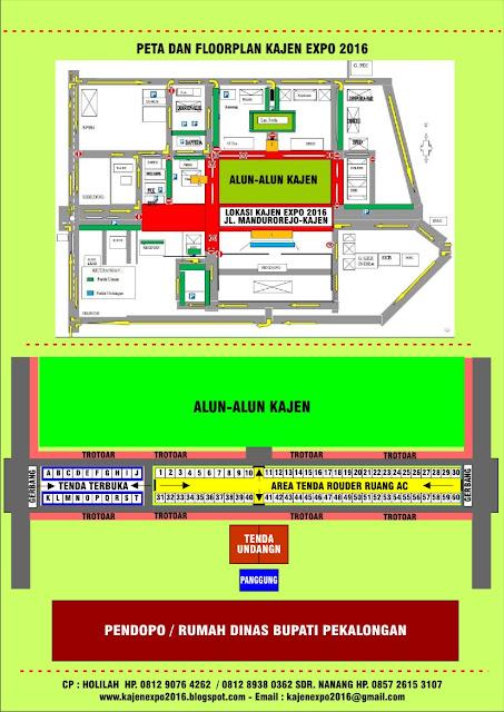 Kajen Expo 2016 - Jadwal Acara, Event, Expo dan Jobfair Pekalongan