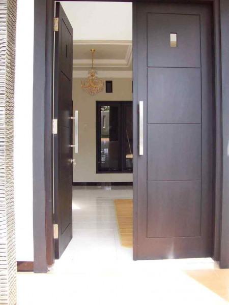 Tips Pemilihan Jenis Pintu Rumah ~ Rumah Kediamanku