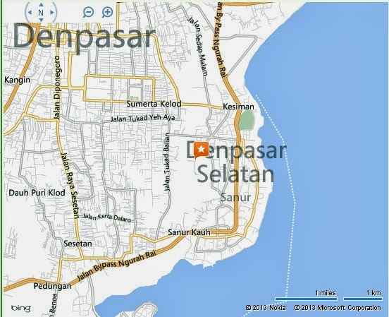 Caraway Cooking Class Sanur Bali Location Map,Location Map of Caraway Cooking Class Sanur Bali,Caraway Bali Cooking Class Sanur accommodation destinations attractions hotels resorts map reviews photos
