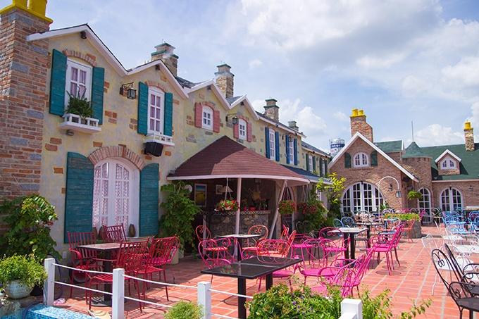 10 quán cafe biệt thự sân vườn đẹp như mơ ở nam s9g