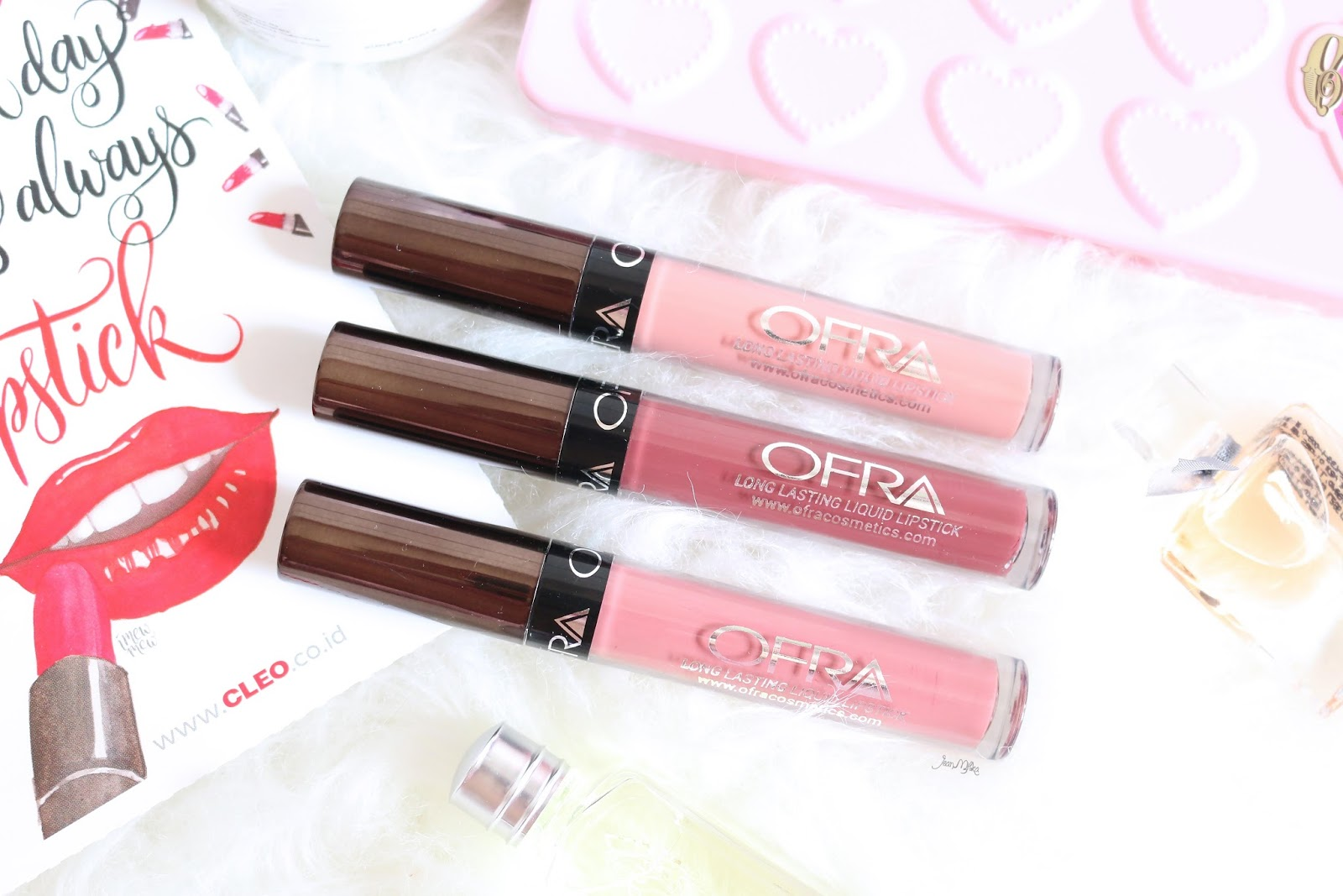 ofra x manny, ofraxmanny, ofra manny, ofra x manny mua, ofra, ofra cosmetics, ofra liquid lipstick, liquid lipstick, product review, swatches, beauty blog