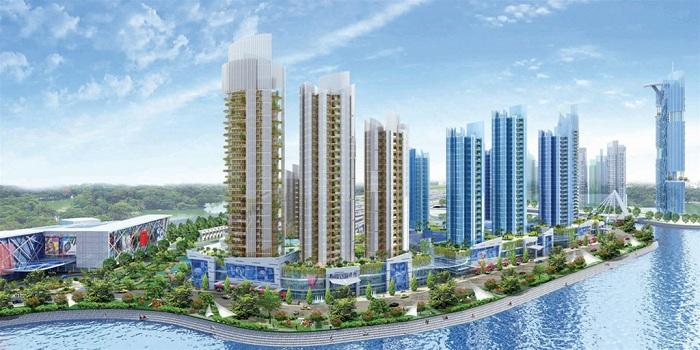 ý tưởng thiết kế lux riverview quận 7