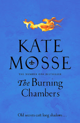 French Village Diaries book review The Burning Chambers Kate Mosse