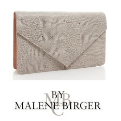 MALENE BIRGER Clutch Bag and MAYLA Coat  Style of Princess Victoria