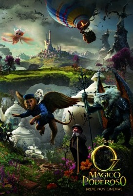 Download Oz: Mágico e Poderoso BRRip Legendado