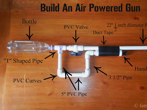 Building an Air Powered Gun