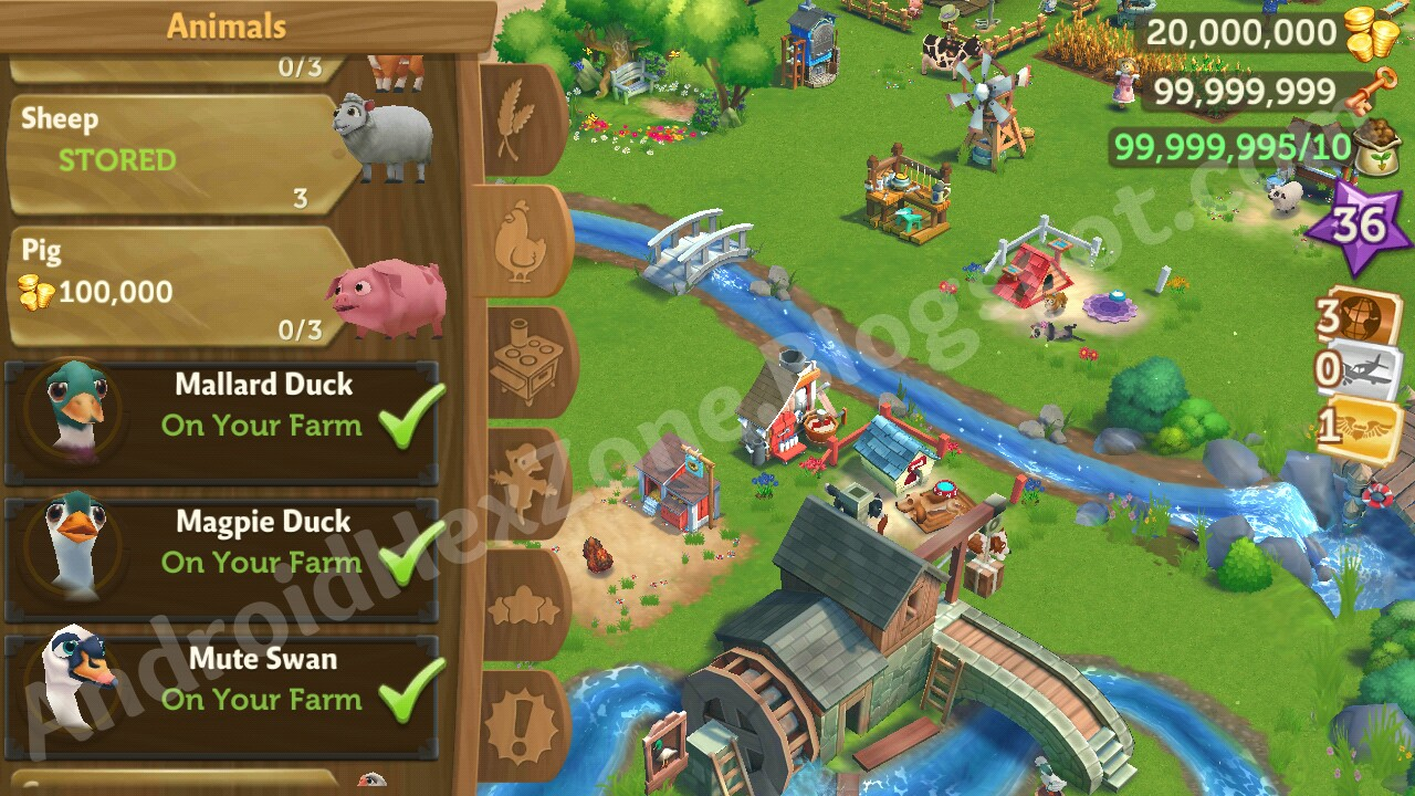 farmville 2 unlimited coins and keys apk