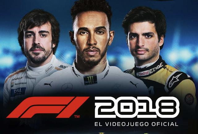 Tercera entrega del diario de desarrollo de F1 2018 - Auténtica simulación