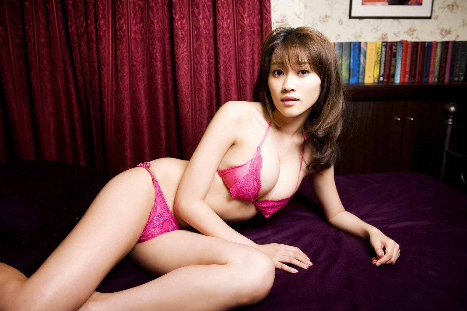 Japanese Hot Girls: Mai Nishida Juicy Fruit
