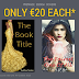 New Premade Ebook Covers Only €20!