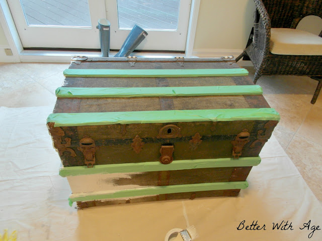 Junky trunk www.somuchbetterwithage.com