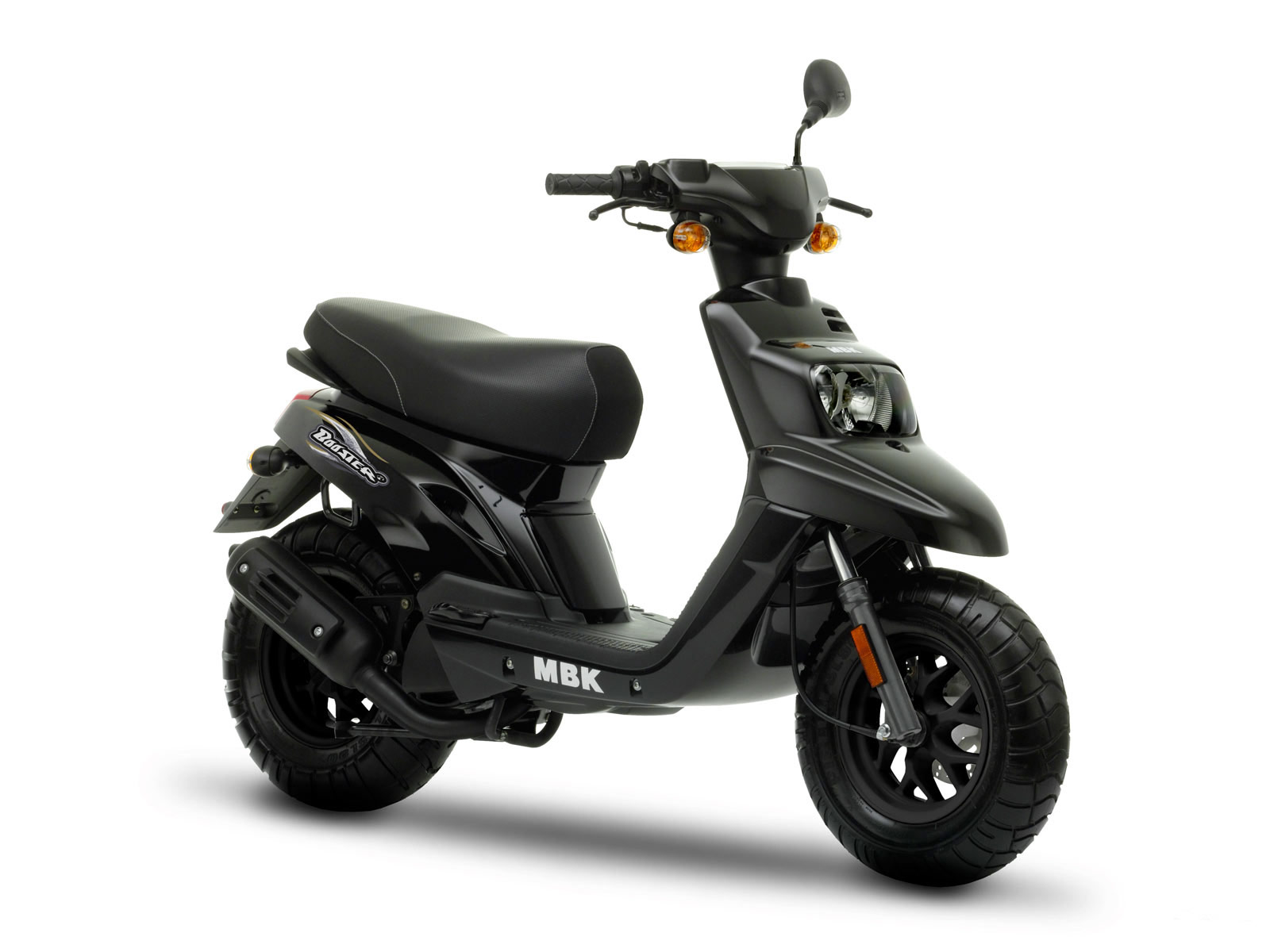 2010 Mbk Booster Scooter Pictures