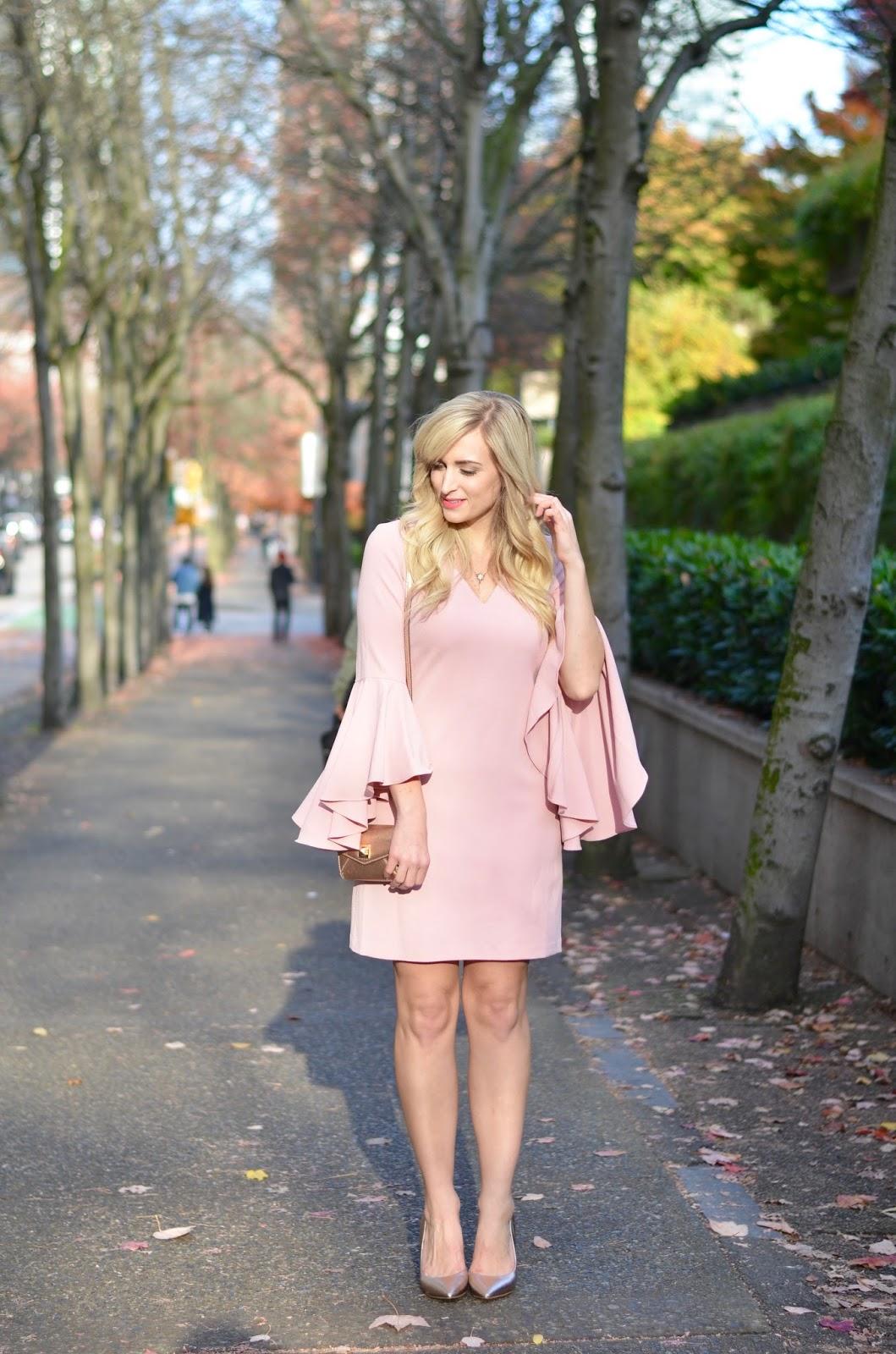5dddd96c447b Eliza J Bell Sleeve Dress