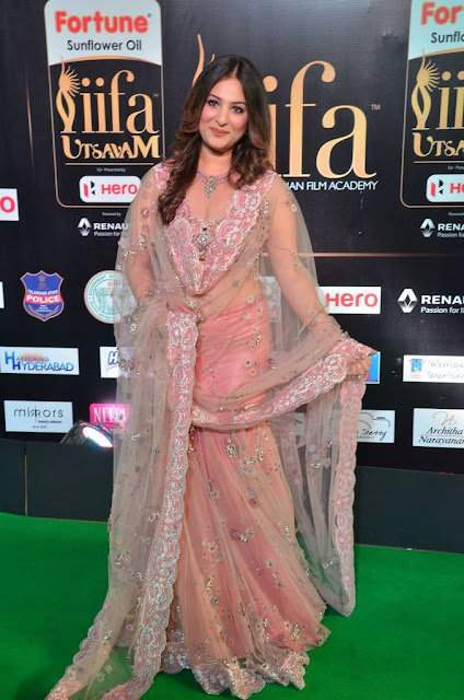 Gowri Munjal Stills At IIFA Awards 2017