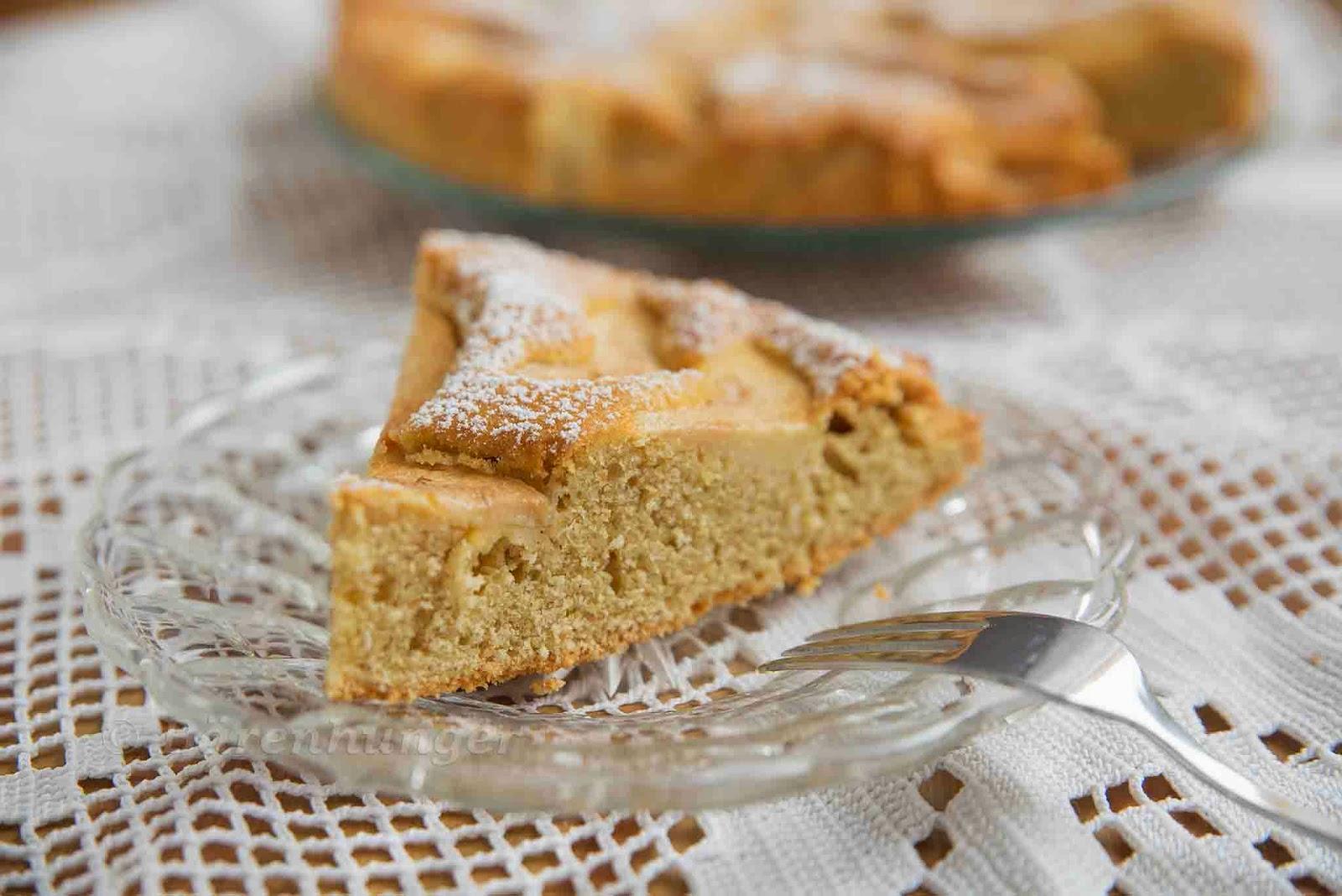 Birnen Dinkel Kuchen Barenhunger