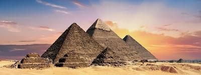 Pirámides - Egipto
