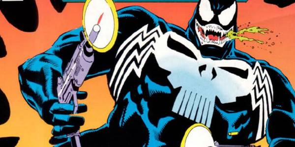 punisher venom adalah