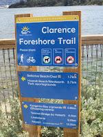 Foreshore Trail Hobart