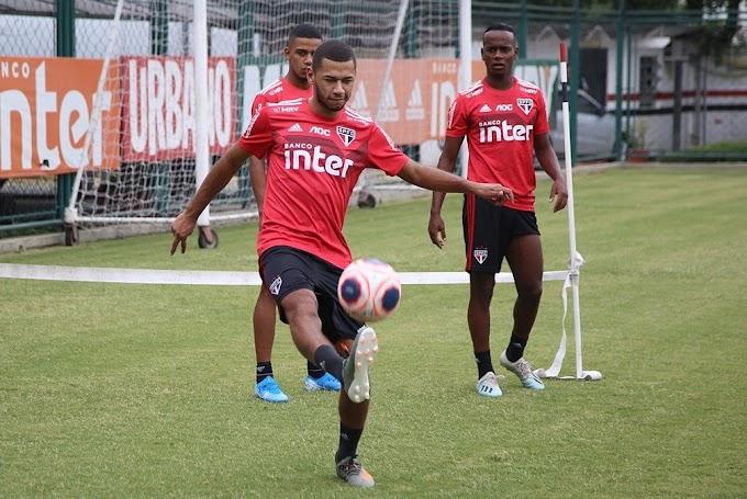 Saiba por que o futuro de Fabinho, revelado no São Paulo, é incerto a um mês do fim do contrato
