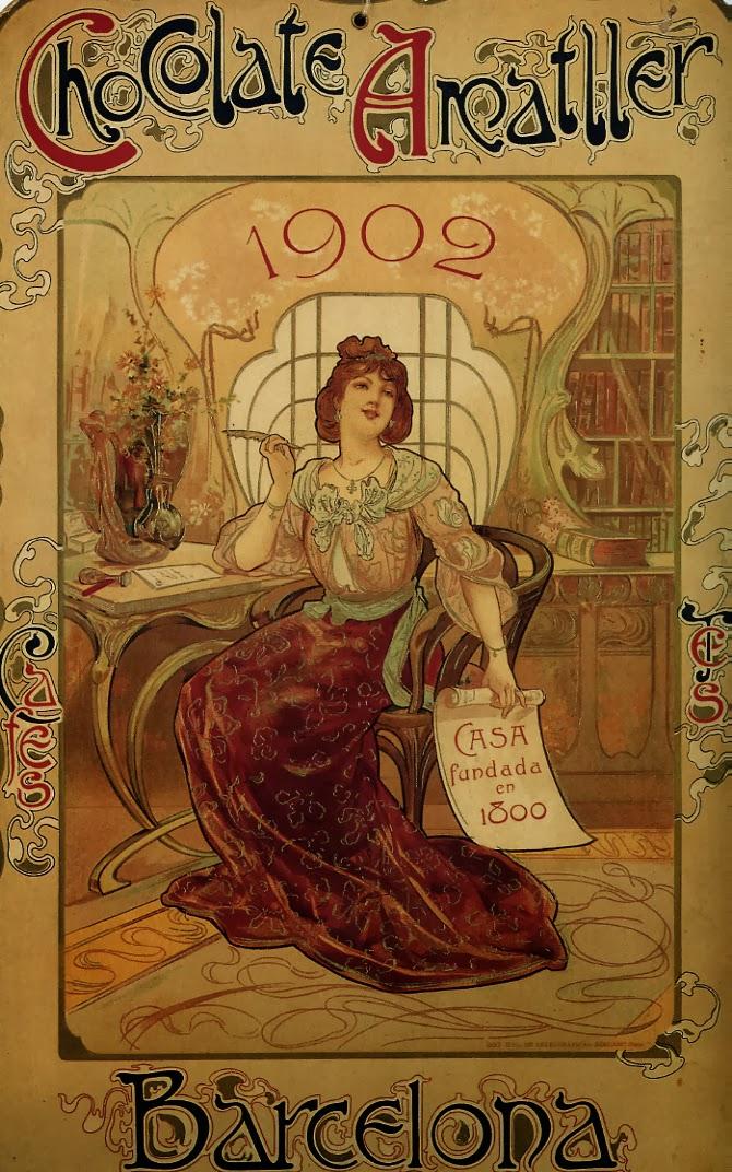 Cocina y cultura abril 2009 - Carteles publicitarios antiguos ...