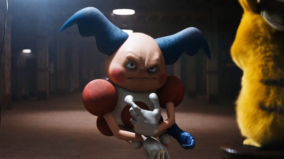 Mr Mime Pokemon Detective Pikachu 4k Wallpaper 34