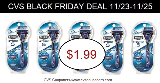 http://www.cvscouponers.com/2017/11/hot-pay-199-for-schick-hydro-razors-at.html