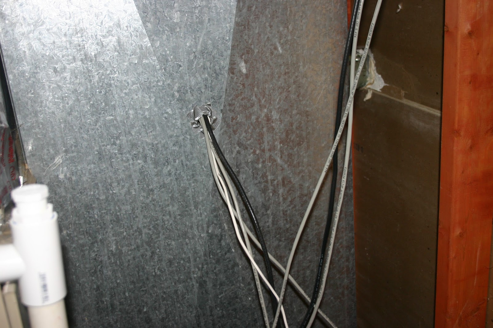 on the crust: Wiring my house