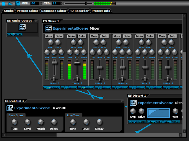 DarkWave Studio: δωρεάν εφαρμογή επεξεργασίας και σύνθεσης μουσικής