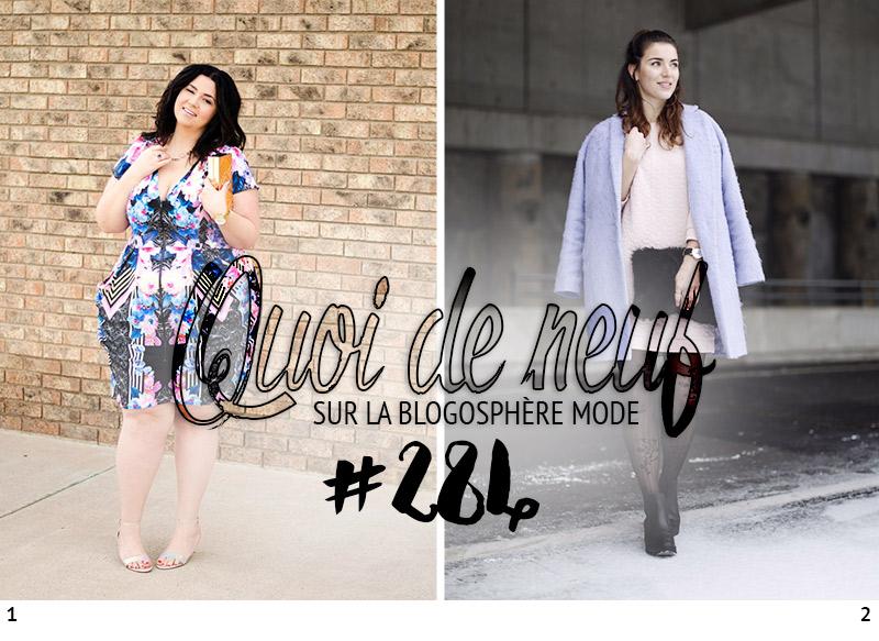 Looks de blogueuses mode, rubrique Quoi de neuf sur la blogosphère
