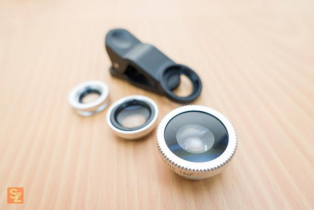 smartphone camera lens reviews