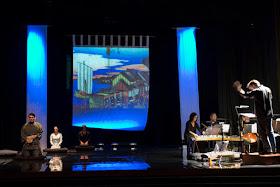 Nicola Lefanu - Tokaido Road - Okeanos Ensemble - photo Greg Trezise