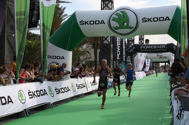 Skoda Triathlon Series 2015
