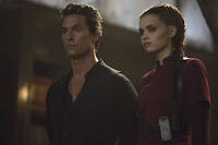 Matthew McConaughey and Abbey Lee in The Dark Tower (15)