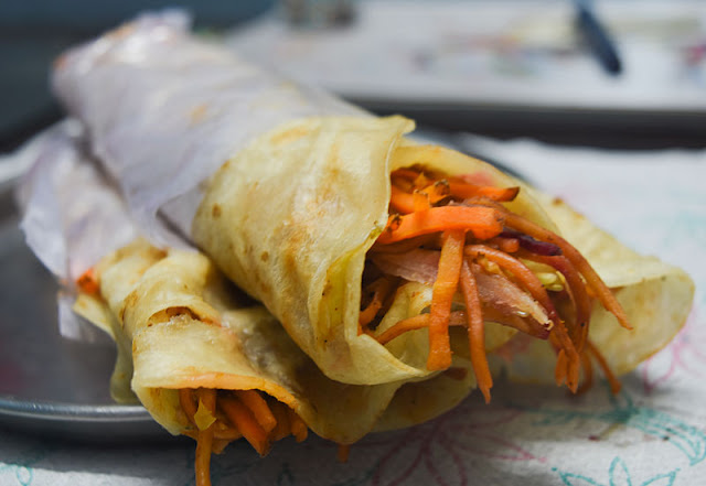 Kathi Roll. Courtesy Wikipedia