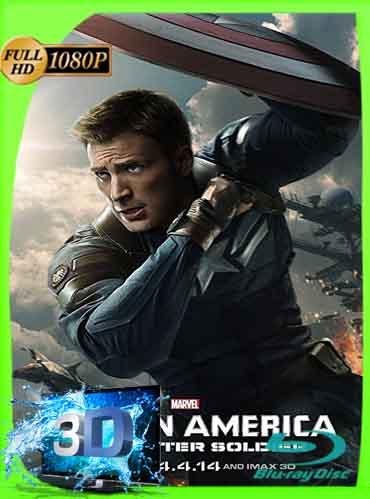 Captain America The Winter Soldier (2014) Latino Full 3D SBS 1080P [GoogleDrive] chapelHD