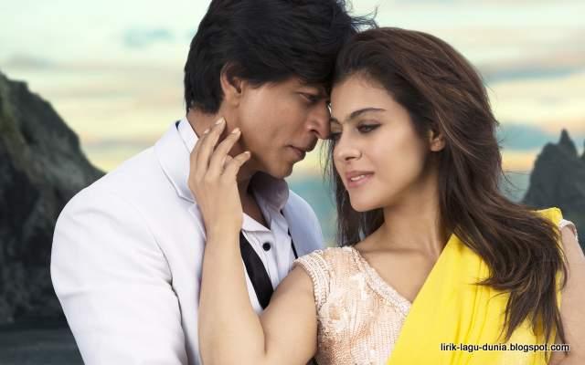 Lirik Lagu Tujhe Dekha To Ye Jaana Sanam - Shahrukh Khan and Kajol