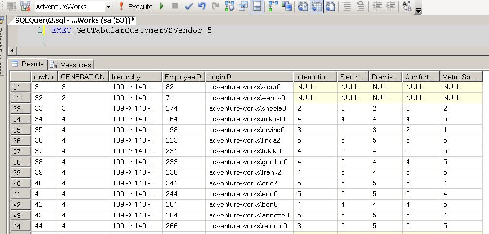 Start Coding: Dynamic columns in listview