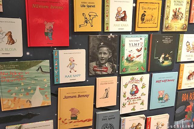 Astrid Lindgren Bücher Stockholm