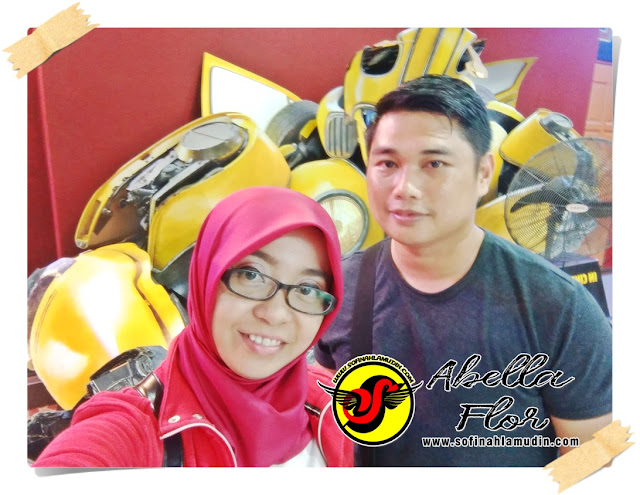 Review Movie Bumblebee 2018
