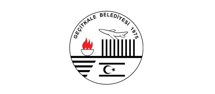 Kıbrıs Geçit Kale Belediyesi Vektörel Logosu
