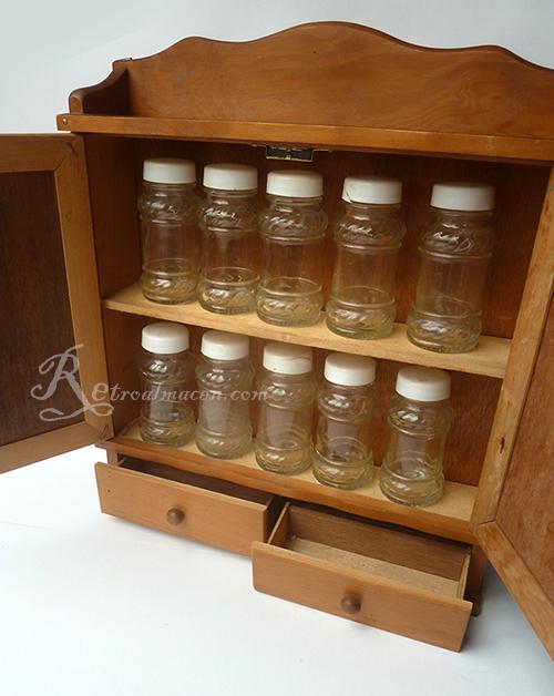 Retroalmacen tienda online de antig edades vintage y for Muebles de cocina 25 cm