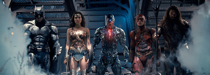 "Movie Review of ""Justice League"""